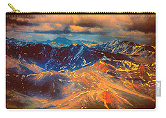 Alaska From The Air Carry-all Pouch