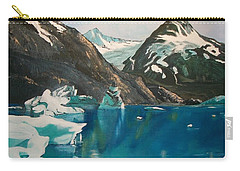 Alaska Reflections Carry-all Pouch
