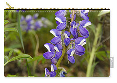 Alaskan Lupine In Denali Park Carry-all Pouch