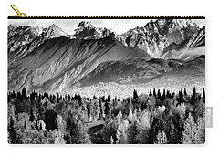 Alaskan Mountains Carry-all Pouch
