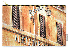 Albergo Abruzzi Carry-all Pouch