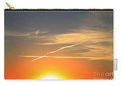Alberta Sunset Carry-all Pouch by Alyce Taylor