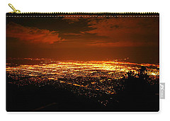 Albuquerque New Mexico  Carry-all Pouch