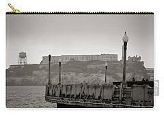 Alcatraz Carry-all Pouch by Alex King