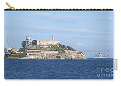 Alcatraz Island Carry-all Pouch