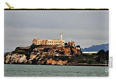 Alcatraz Island - The Rock Carry-all Pouch