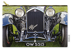 Alfa Romeo 8c 2300 Brianza 1934 Carry-all Pouch