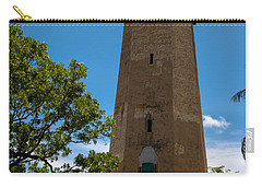 Alhambra Water Tower Of Coral Gables Carry-all Pouch