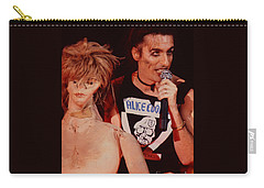 Alice Cooper At The Concord Pavillion  Carry-all Pouch