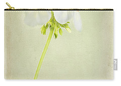 Carry-all Pouch featuring the photograph Alice by Elaine Teague