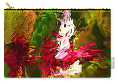 Carry-all Pouch featuring the digital art Alice by Richard Thomas