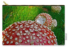 Alice's Shrooms Carry-all Pouch