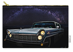 Alien Lincoln Roswell Saturday Night Carry-all Pouch