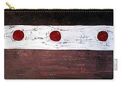 Alignment Original Painting Carry-all Pouch