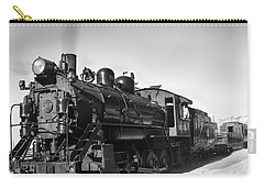 All Aboard Carry-all Pouch by Robert Bales