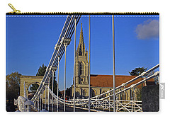 All Saints Church Carry-all Pouch by Tony Murtagh