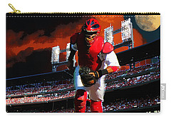 All Star Yadier Molina Carry-all Pouch by John Freidenberg