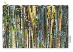 All The Colors Of The Bamboo Rainbow Carry-all Pouch