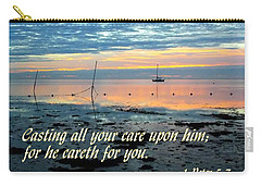 All Your Cares Carry-all Pouch