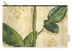Allie's Rose Sonata 1 Carry-all Pouch by Debbie DeWitt