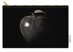 Alluring Red In Monochrome Carry-all Pouch by Lourry Legarde