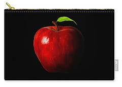 Alluring Red Carry-all Pouch by Lourry Legarde