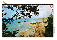Carry-all Pouch featuring the photograph Almond View by Amar Sheow