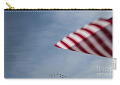 Carry-all Pouch featuring the photograph Almost Home by Angela DeFrias