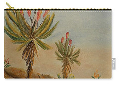 Aloes Carry-all Pouch