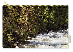 Along American River Carry-all Pouch