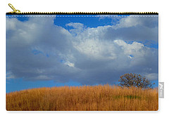 Along Big Bluestem Ridge Carry-all Pouch
