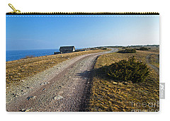 Along The Coast Of Baltic Sea Carry-all Pouch
