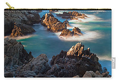 Along The Coastline Carry-all Pouch by Jonathan Nguyen