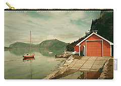 Along The Fjord Carry-all Pouch