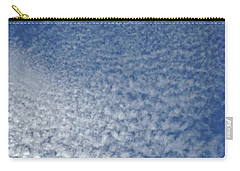 Carry-all Pouch featuring the photograph Altocumulus Clouds by Jason Williamson