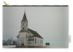 Amazing Grace In North Dakota Carry-all Pouch by Jeff Swan