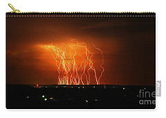 Amazing Lightning Cluster Carry-all Pouch