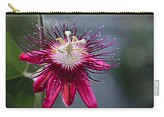 Amazing Passion Flower Carry-all Pouch