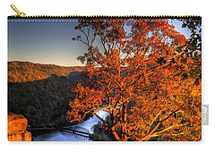 Amazing Tree At Overlook Carry-all Pouch