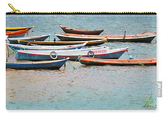 Amazon Boats Brazil Carry-all Pouch