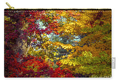 Amber Glade Carry-all Pouch