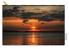 Amber Sunset Carry-all Pouch
