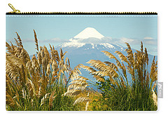 Amber Waves Of Osorno Carry-all Pouch