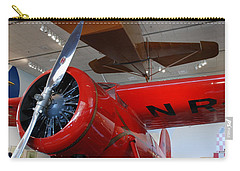 Amelia Earhart Prop Plane Carry-all Pouch