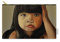 Amelie-an 5 Carry-all Pouch by Thu Nguyen