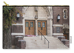 Carry-all Pouch featuring the photograph America The Beautiful by Janice Rae Pariza