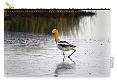 American Avocet Carry-all Pouch