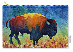 American Buffalo II Carry-all Pouch