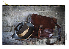 American Civil War Hat And Sack Carry-all Pouch