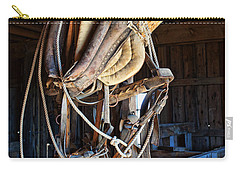 Carry-all Pouch featuring the photograph American History by Jim Garrison